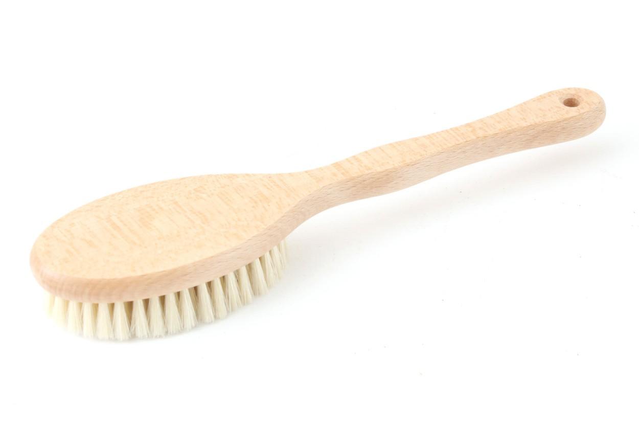 REDECKER(レデッカー) 馬毛のマッサージブラシ/バスブラシ