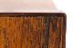 デンマーク製 2段チェスト ローズウッド材 北欧家具ビンテージ/DK9821