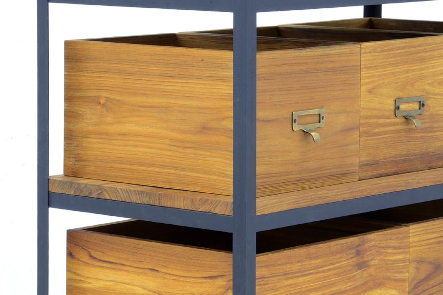 Industrial ストレージボックス 24cm