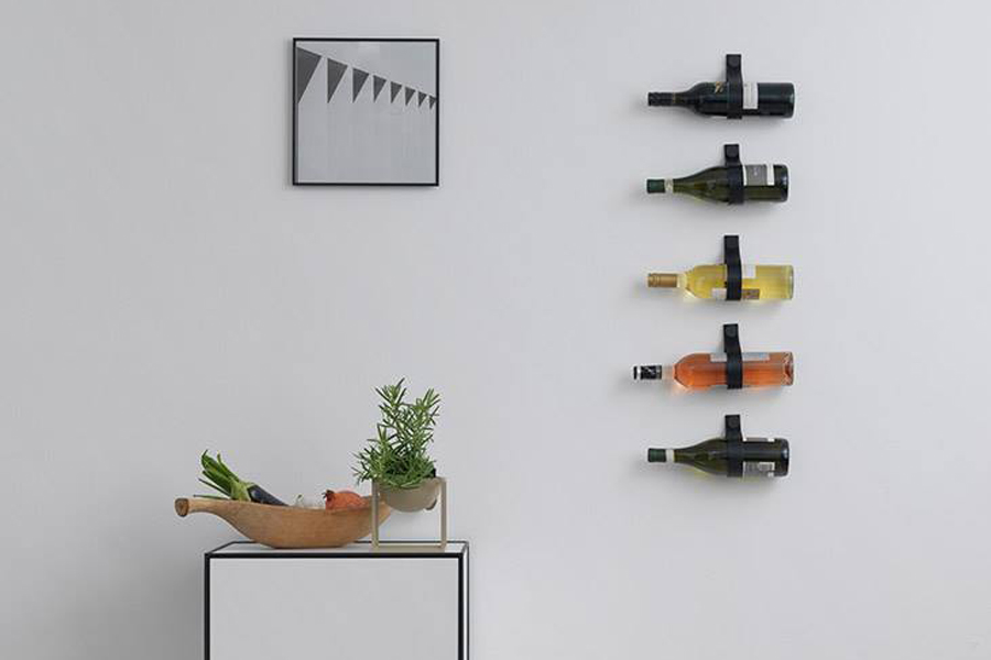 by Lassen(バイラッセン) 壁掛けストラップ 2個セット Stropp