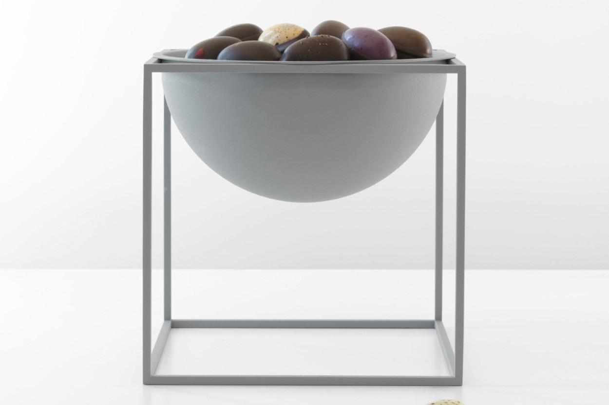 by Lassen(バイラッセン) Kubus Bowlボウル Large クールグレー