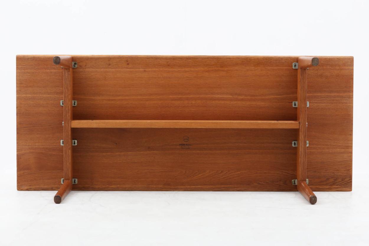 Hans J.Wegner(ハンス・J・ウェグナー) センターテーブル AT15 150cm オーク無垢材 北欧家具ビンテージ デンマーク製/DK11536