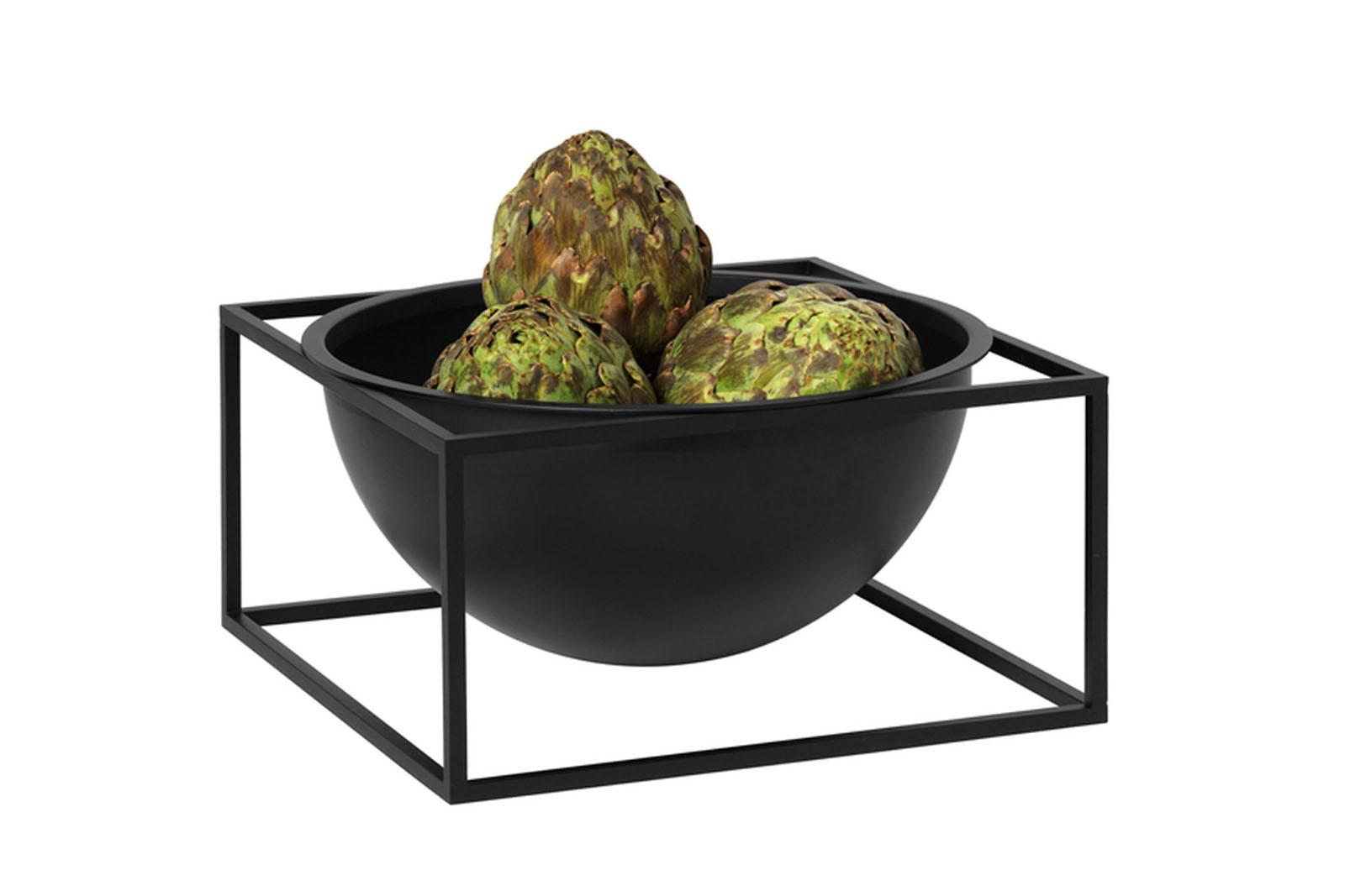 by Lassen(バイラッセン) Kubus Bowlボウル Centerpiece Large モノクロカラー
