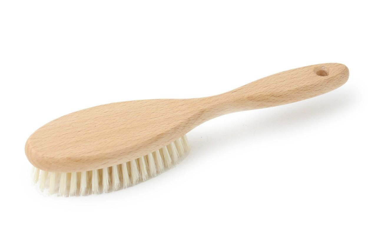 REDECKER(レデッカー) シンプルな豚毛のヘアーブラシ 22cm