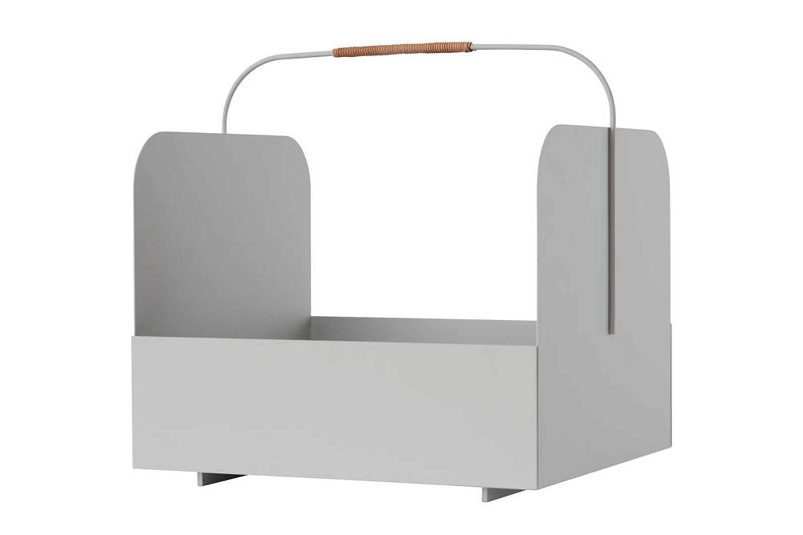 OYOY Living Design クリーンなデザインの多機能バスケット Maki Basket マガジンラック/プランター