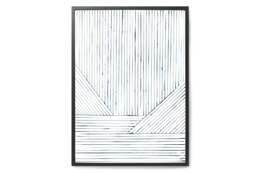 silke bonde ポスター/アートプリント 50×70cm Cove 限定300枚
