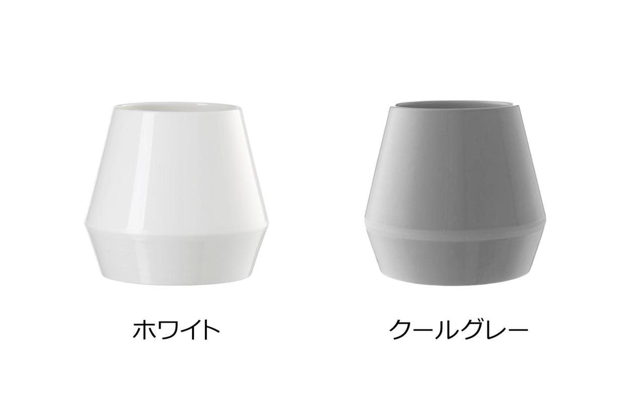 by Lassen(バイラッセン) Rimm フラワーベース Short 高さ14.5cm