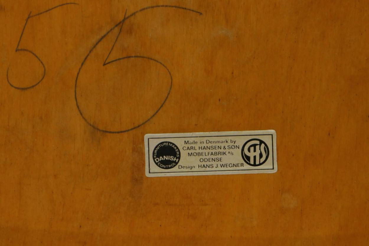 北欧家具ビンテージ CH30 オーク材 Hans J.Wegner(ハンス・J・ウェグナー)Carl Hansen & Son(カール・ハンセン&サン)/DK10925