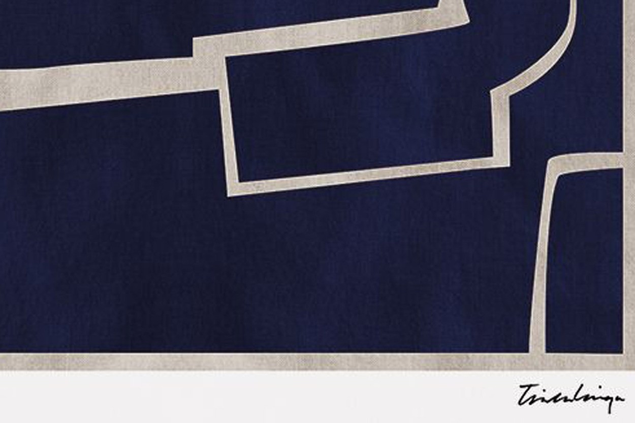 ALIUM × Tinka Luiga ポスター/アートプリント 50×70cm Faze