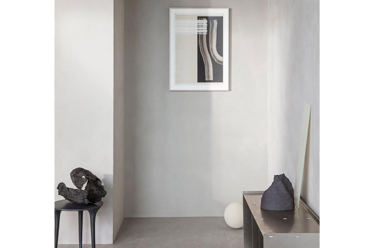 ALIUM × Julia Hallstrom Hjort ポスター/アートプリント 50×70cm Paths