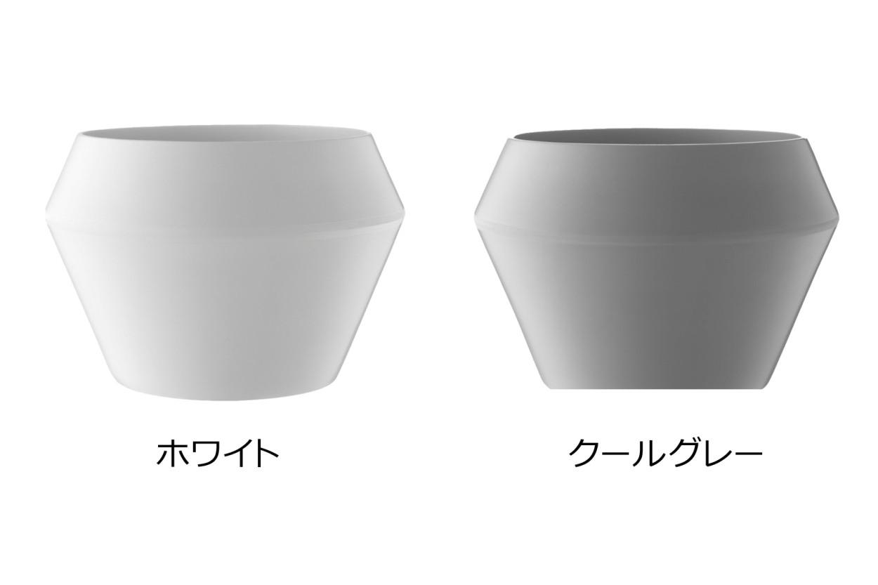 by Lassen(バイラッセン) Rimm フラワーポット Mega 高さ29cm
