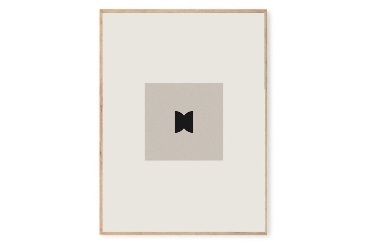 ALIUM × Lucrecia Rey Caro ポスター/アートプリント 50×70cm Beginning