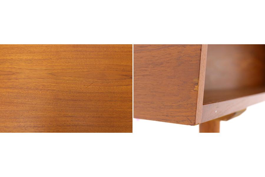 デンマーク製 両袖デスク/机 北欧家具ビンテージ/DK8912