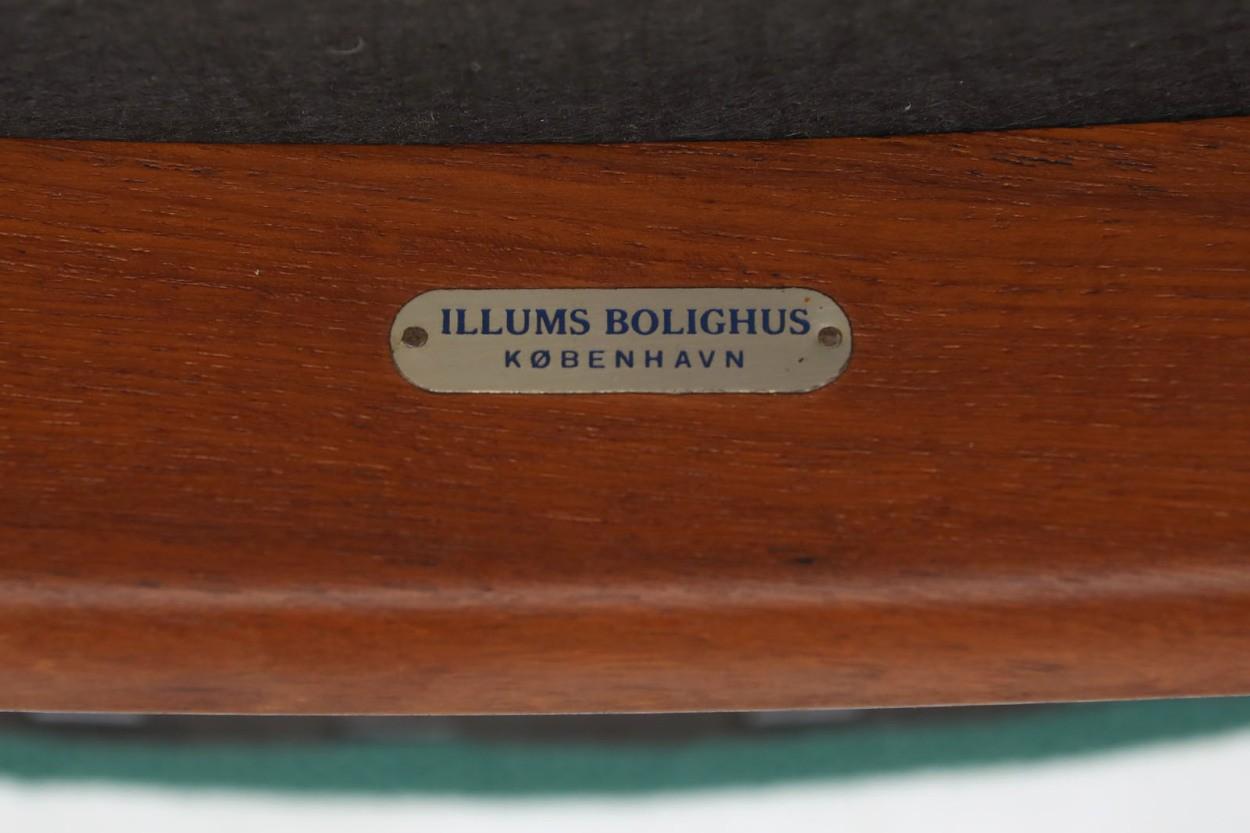 Erik Buch(エリック・バック)×Illums Bolighus(イルムス・ボリフス) チェア Model49 チーク材 デンマーク製 北欧家具ビンテージ/DK8625