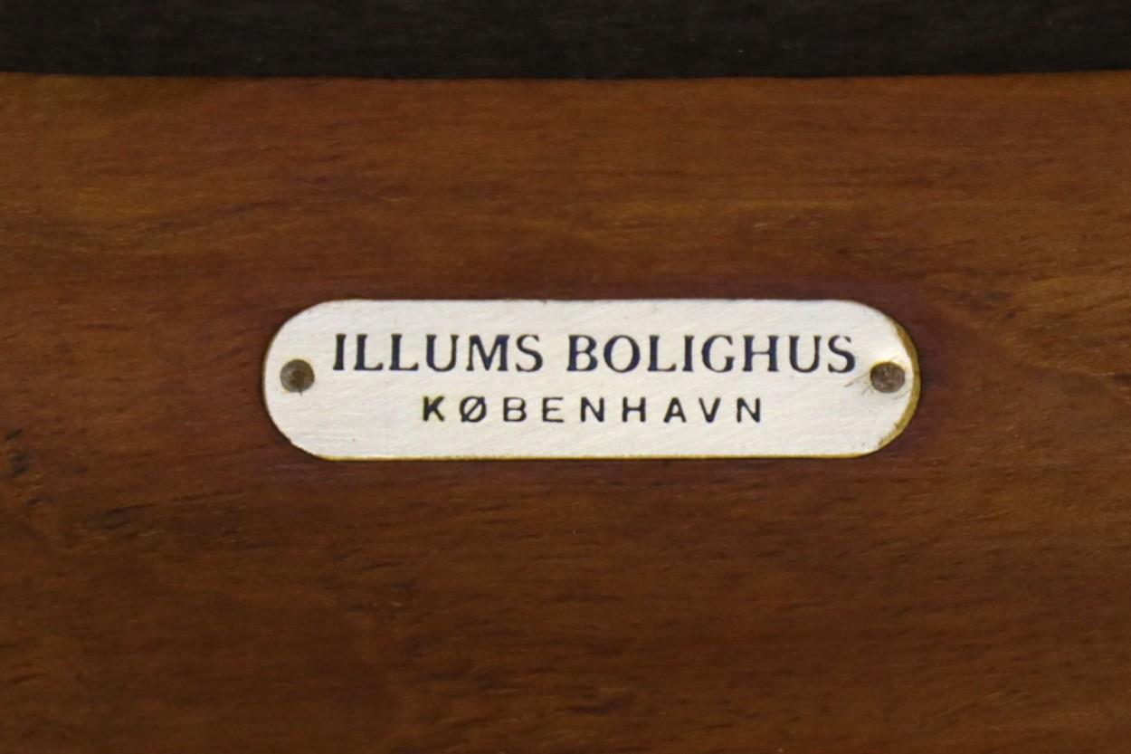 Erik Buch(エリック・バック)×Illums Bolighus(イルムス・ボリフス) チェア Model49 チーク材 デンマーク製 北欧家具ビンテージ/DK7041