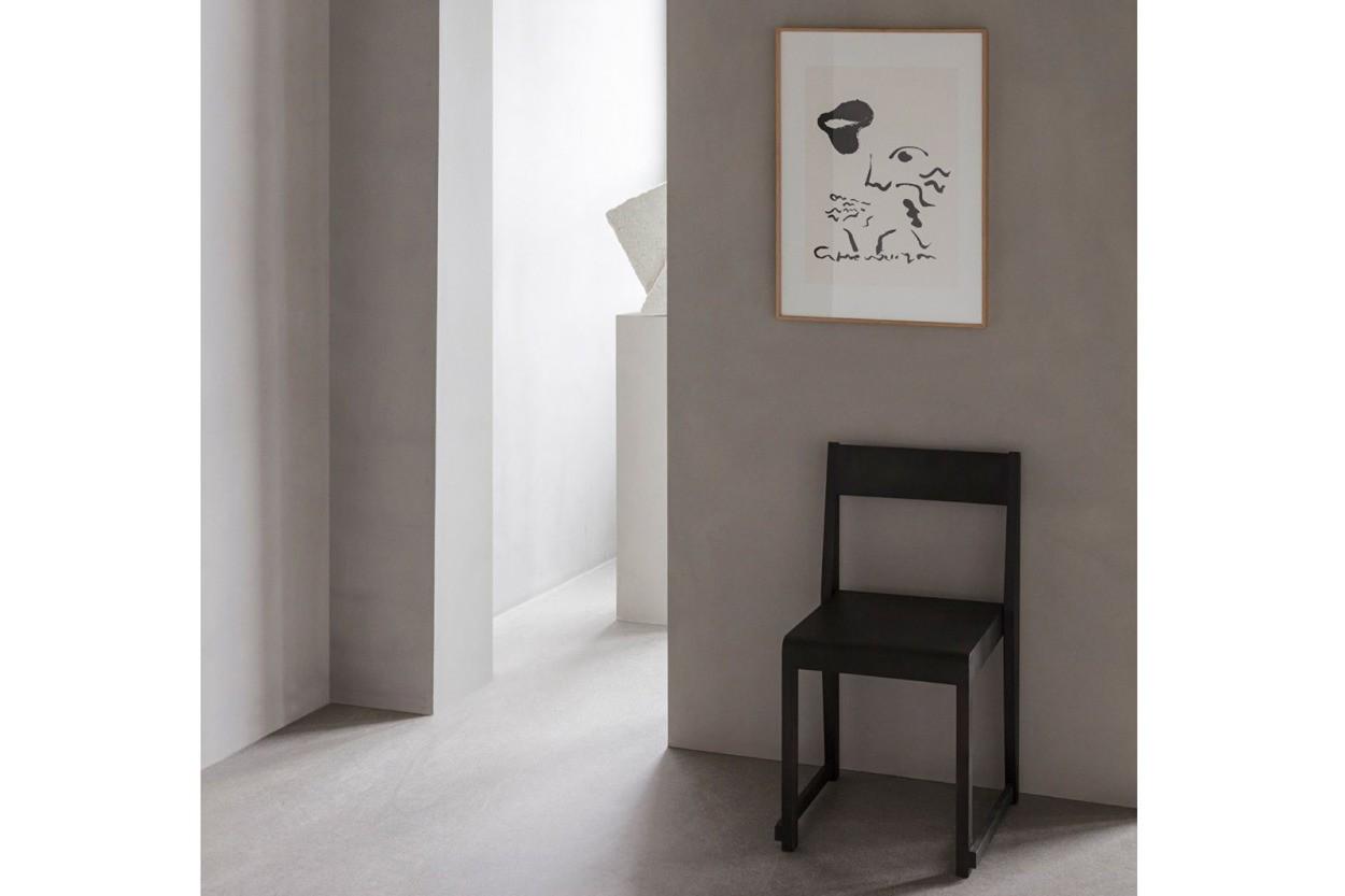 ALIUM × Lucrecia Rey Caro ポスター/アートプリント 50×70cm Sit On High