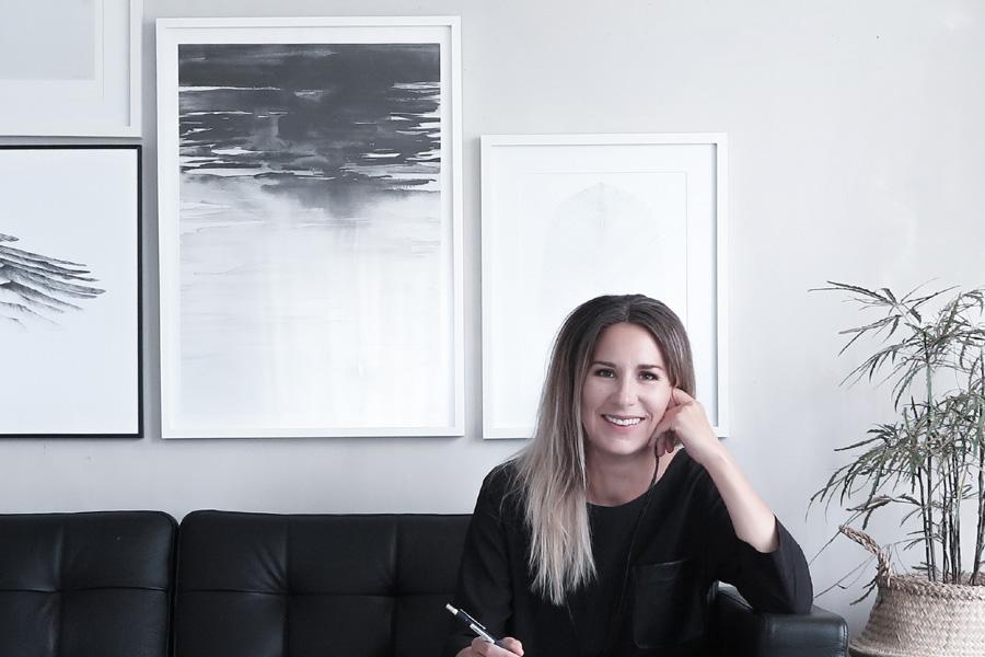 Magdalena Tyboni Design ポスター/アートプリント 50 x 70 cm NATURE