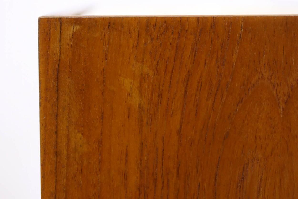 デンマーク製 チーク材 プランター 北欧家具ビンテージ/DK10285
