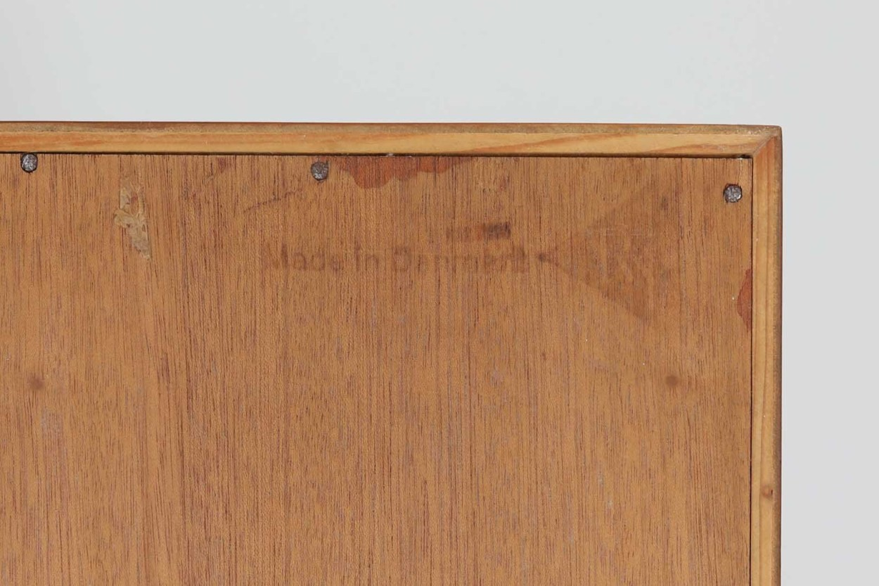 Hans J.Wegner(ハンス・J・ウェグナー) ブックシェルフ/本棚 チーク材 RY Mobler 北欧ビンテージ家具/DK11014