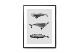 Magdalena Tyboni Design ポスター/アートプリント 30 x 40 cm KIDS WHALES