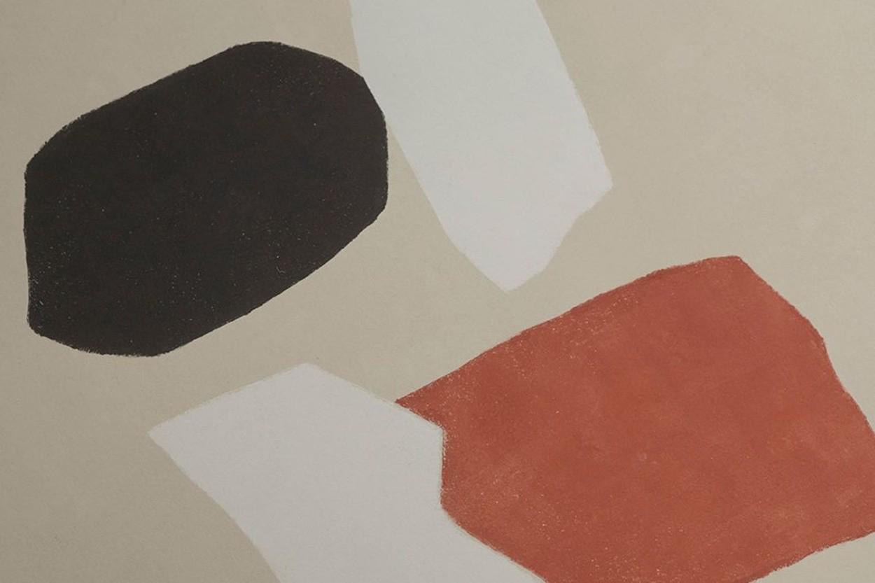 ALIUM × Sheryn Bullis ポスター/アートプリント 50×70cm Picnic