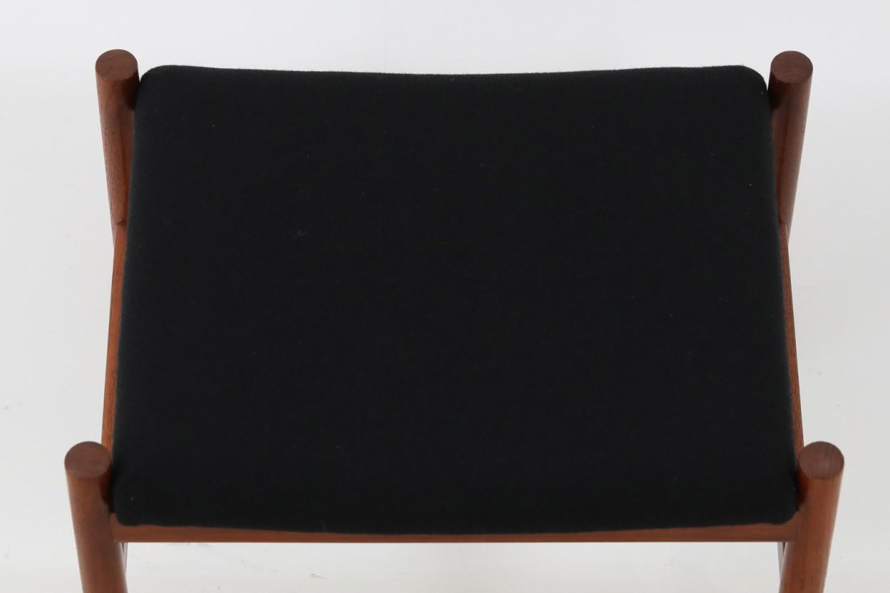 デンマーク製 スツール チーク材 北欧家具ビンテージ/DK11019
