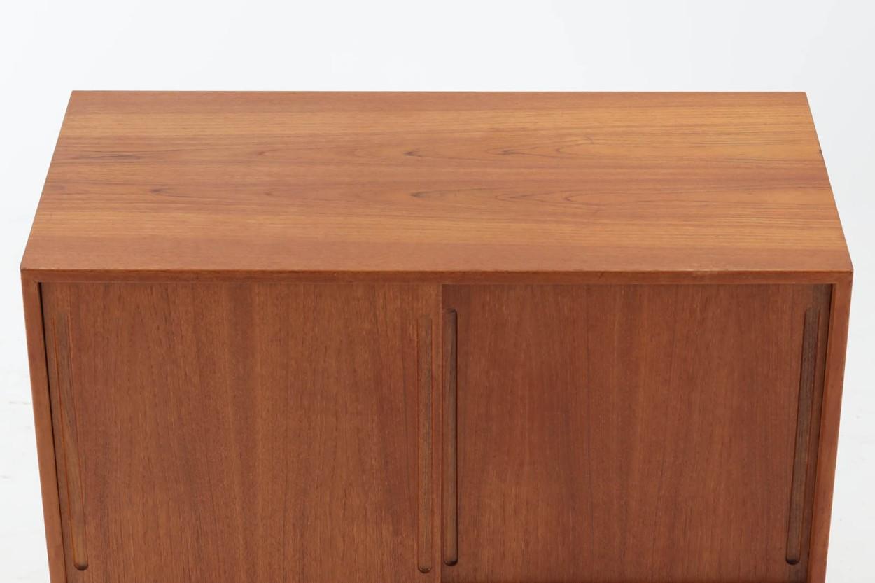 Hans J.Wegner(ハンス・J・ウェグナー) RYキャビネット/ローボード チーク材 北欧家具ビンテージ/DK11474