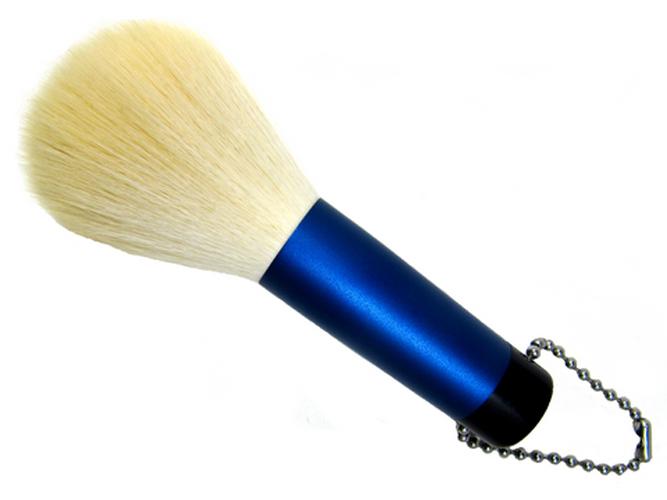 熊野化粧筆 洗顔ブラシ (ロイヤルブルー)