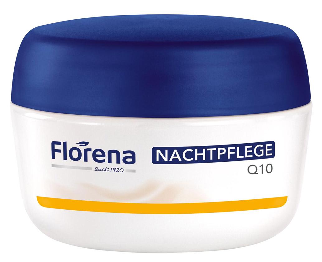 Florena(フロレナ) ナイトクリーム Q10
