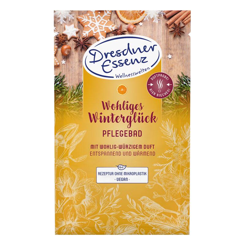 DresdnerEssenz(ドレスナーエッセンス) コフレ ウィンターハピネス【スパイシーで甘い香りのギフトセット】