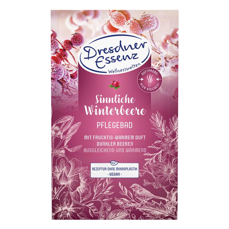 DresdnerEssenz(ドレスナーエッセンス) コフレ ウィンターモーメント【ウィンターベリーの甘い香りのギフトセット】