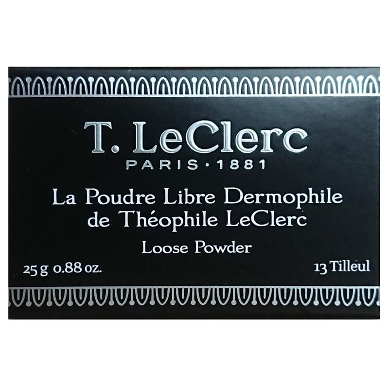T.LeClerc(T.ルクレール) ルースパウダー ティヨル