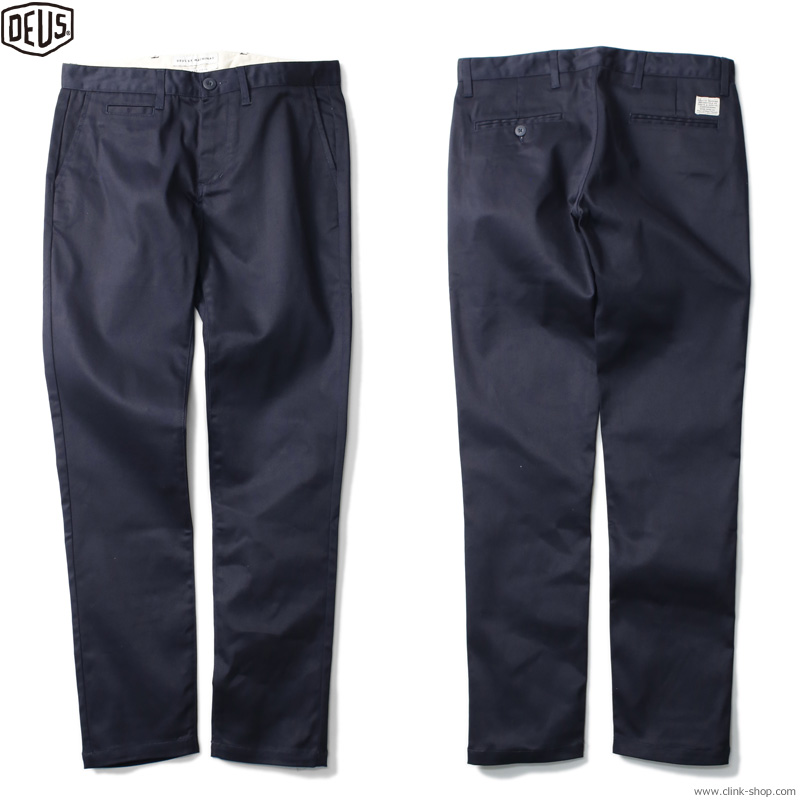DEUS EX MACHINA FORD PANT (NAVY)