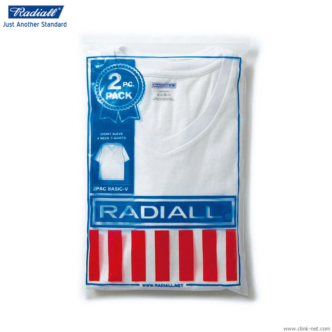 RADIALL 2PAC BASIC-V (WHITE)