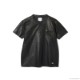 SALE 30%OFF 【メーカー直送】CRIMIE LEATHER HENRLY NECK SHIRT [CR1-02A1-SS31]