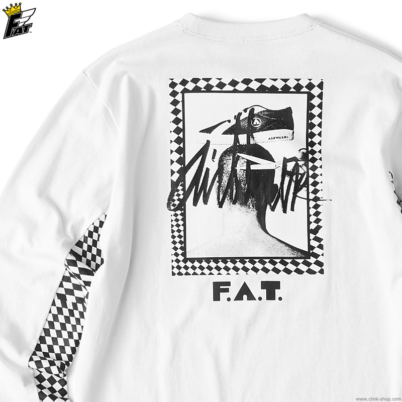 "FAT × AIRWALK ""DAZZLE"" (WHITE) [F32010-CT12]"