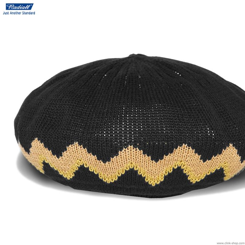 RADIALL MATT - TAM CAP (BLACK)