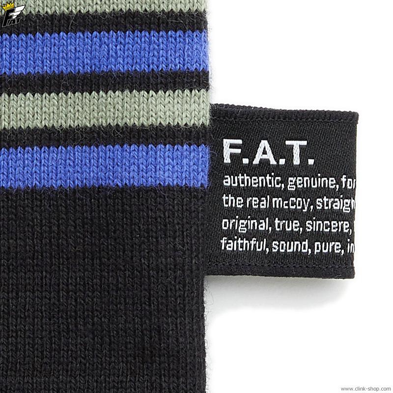 FAT BIGDA (BLACK) [F32110-CT17]