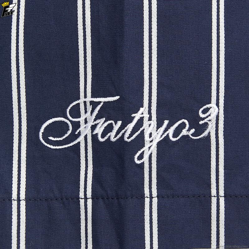FAT SHINELINE (NAVY) [F32110-SH08]