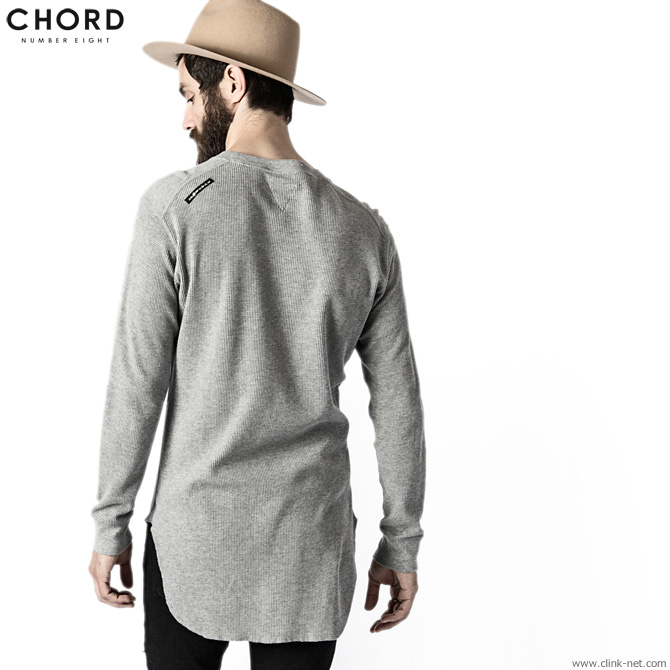 CHORD NUMBER EIGHT L.S LONG THERMAL (GRAY) [N8M1F5-CS02]