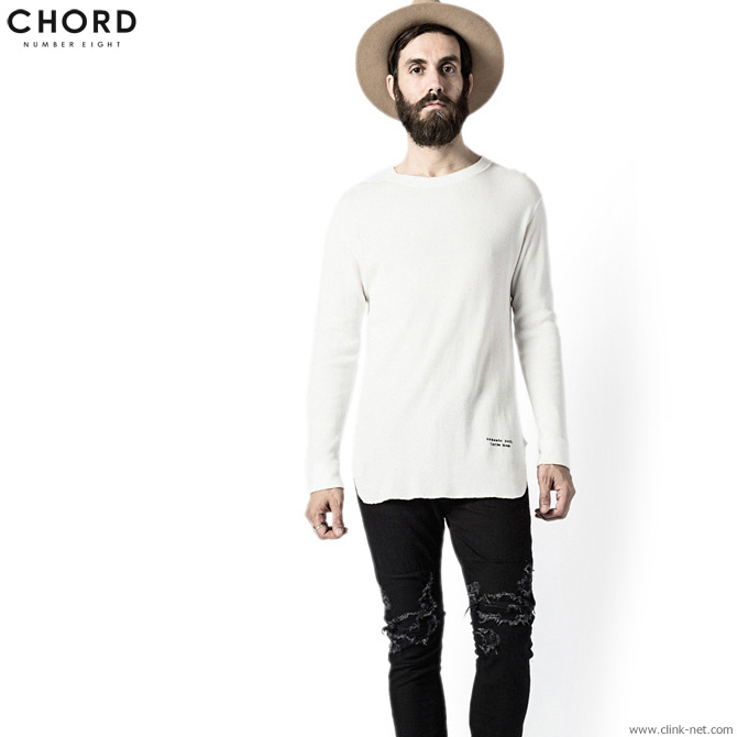 CHORD NUMBER EIGHT L.S LONG THERMAL (WHITE) [N8M1F5-CS02]