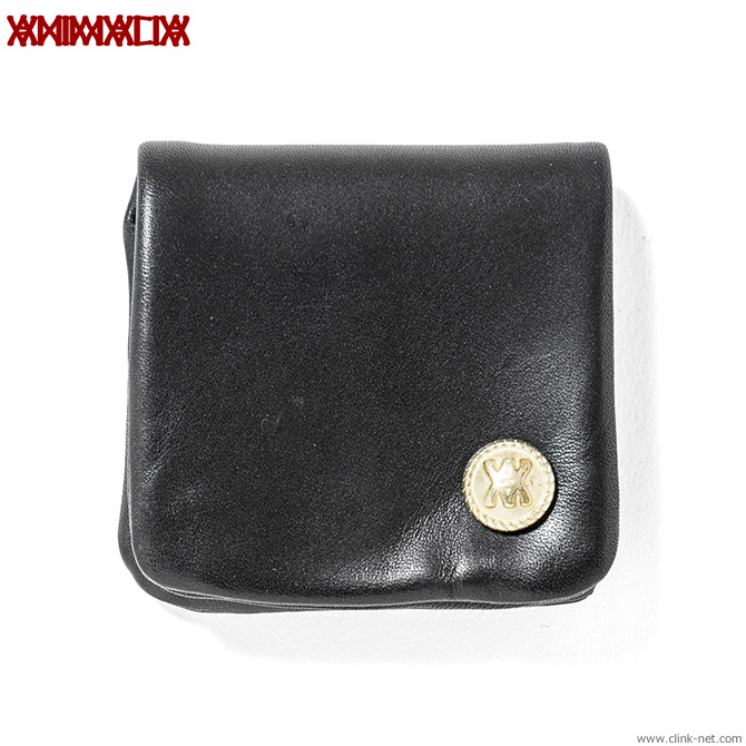 ANIMALIA Chisholm Trail Coin Case #001 (BLACK) [AN16A-AC04]