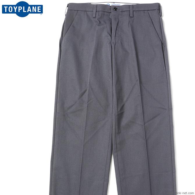 TOYPLANE×REDKAP WORK PANTS (GRAY) [TP19-HPT02]