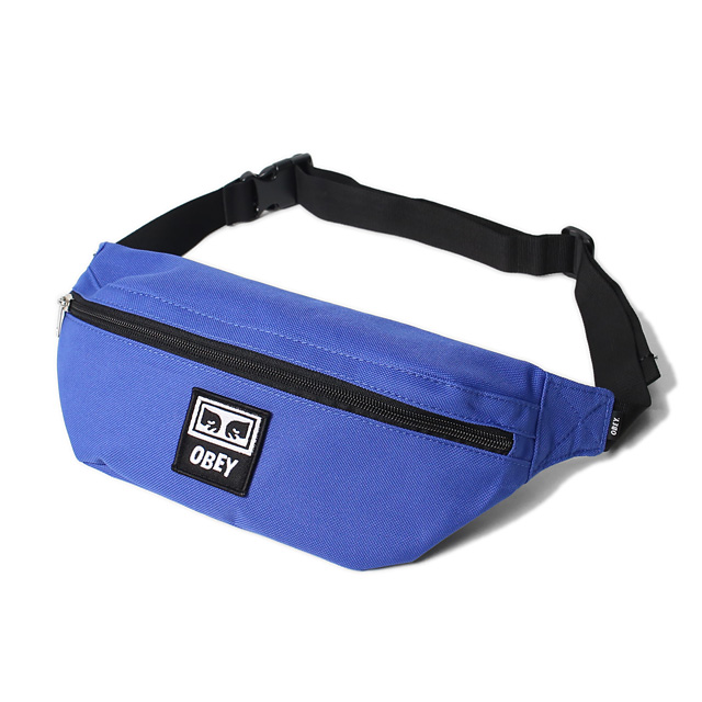 OBEY DAILY SLING BAG (ROYAL BLUE)
