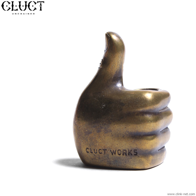 CLUCT × VIN'S THUMBS UP (ANTIQUE) #04023