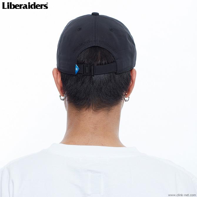 LIBERAIDERS REFLECTIVE OG LOGO CAP (BLACK) #76904