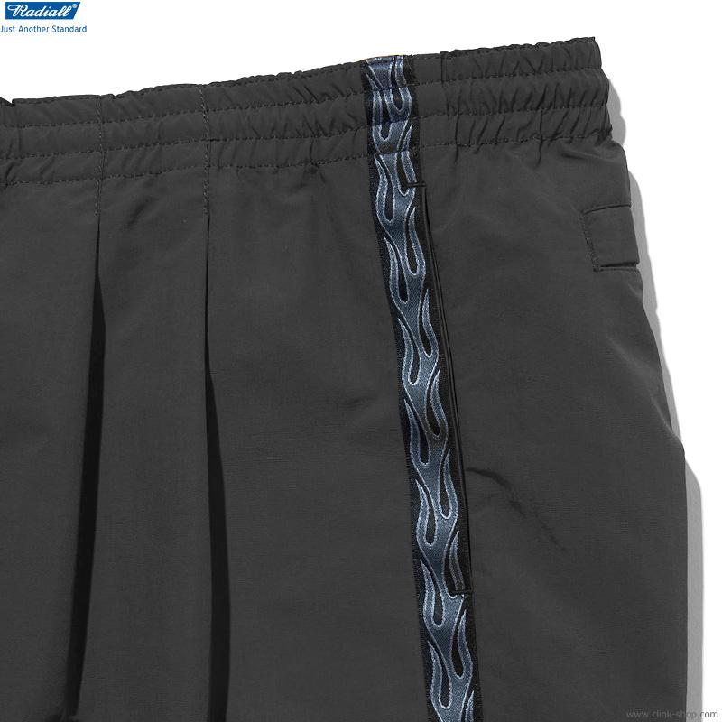 SALE 30%OFF RADIALL WEST COAST - TRACK PANTS (BLACK)
