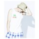 SALE 40%OFF 【メーカー直送】MSML BUTTERFLY GRAPHIC TANK TOP [M11-02A1-CS02]