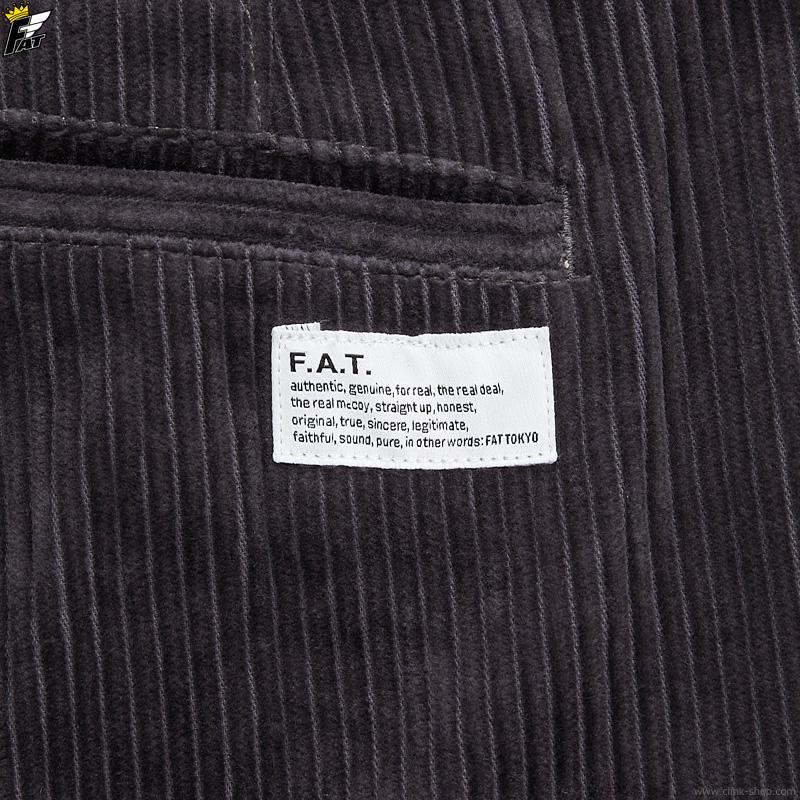 FAT RHINO (GRAY) [F32120-PN08]