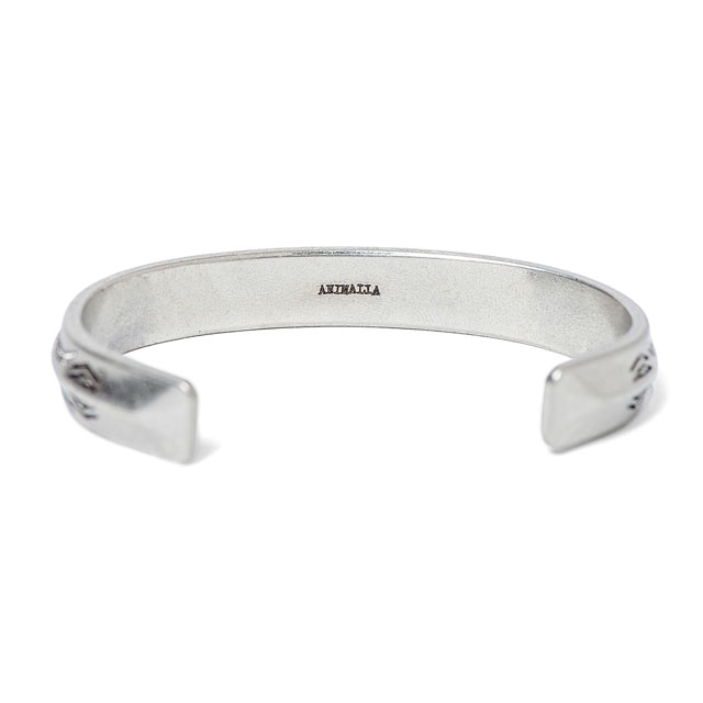 ANIMALIA CHIEF BANGLE (SILVER) [AN17S-AC02]